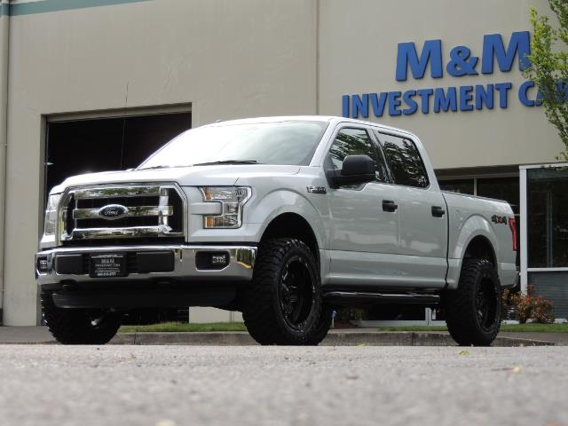 2016 Ford F-150 XLT / 4X4 / Crew Cab / 8Cyl / 18K MILES/ LIFTED - Photo 44 - Portland, OR 97217