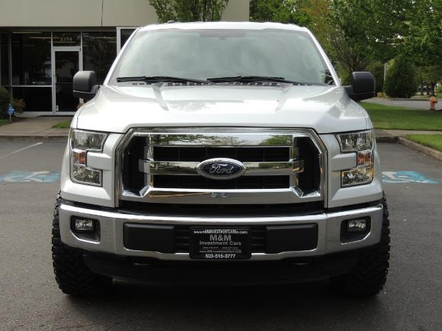 2016 Ford F-150 XLT / 4X4 / Crew Cab / 8Cyl / 18K MILES/ LIFTED - Photo 5 - Portland, OR 97217