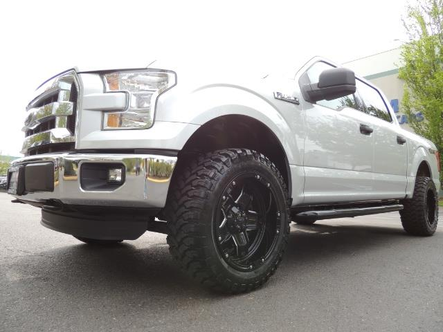 2016 Ford F-150 XLT / 4X4 / Crew Cab / 8Cyl / 18K MILES/ LIFTED - Photo 9 - Portland, OR 97217