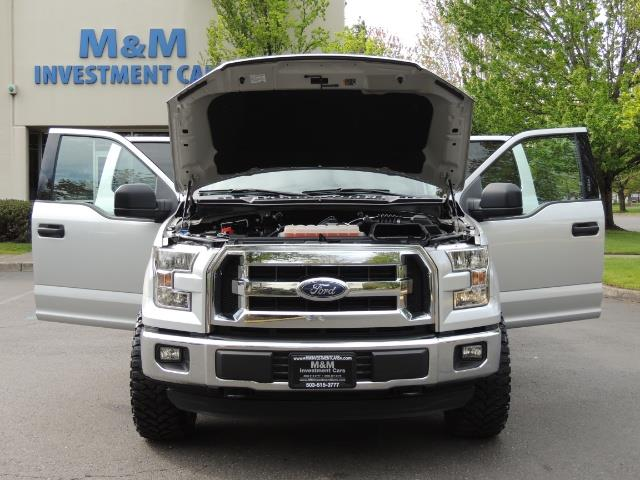 2016 Ford F-150 XLT / 4X4 / Crew Cab / 8Cyl / 18K MILES/ LIFTED - Photo 31 - Portland, OR 97217