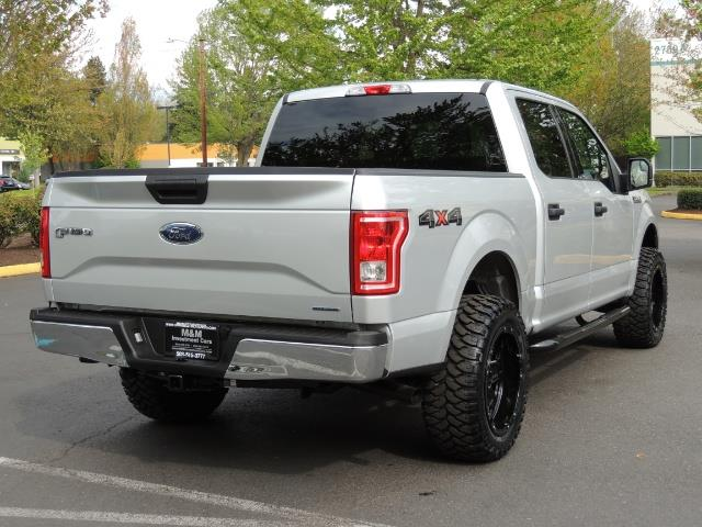2016 Ford F-150 XLT / 4X4 / Crew Cab / 8Cyl / 18K MILES/ LIFTED - Photo 8 - Portland, OR 97217