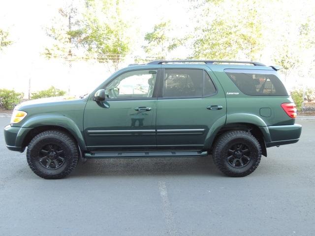 25+ 02 Toyota Sequoia