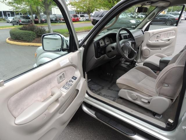 2002 Toyota Tacoma Limited V6 4dr Double Cab / 4X4 / RR DIFF LOCKS - Photo 13 - Portland, OR 97217