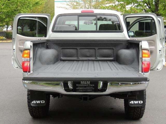 2002 Toyota Tacoma Limited V6 4dr Double Cab / 4X4 / RR DIFF LOCKS - Photo 22 - Portland, OR 97217
