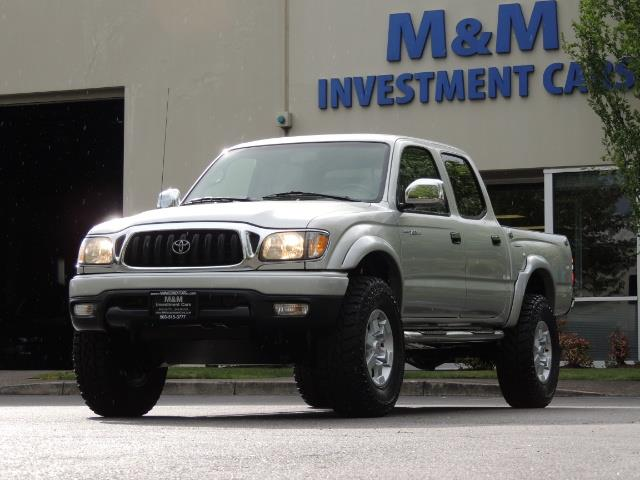 2002 Toyota Tacoma Limited V6 4dr Double Cab / 4X4 / RR DIFF LOCKS - Photo 47 - Portland, OR 97217