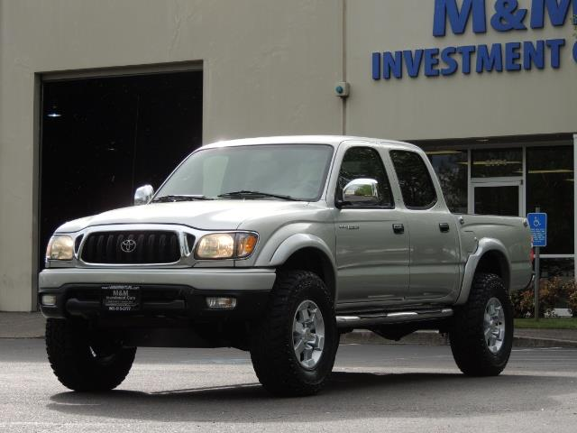 2002 Toyota Tacoma Limited V6 4dr Double Cab / 4X4 / RR DIFF LOCKS - Photo 43 - Portland, OR 97217