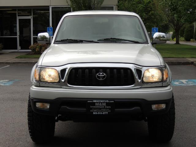 2002 Toyota Tacoma Limited V6 4dr Double Cab / 4X4 / RR DIFF LOCKS - Photo 5 - Portland, OR 97217