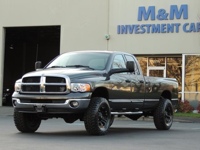 2004 dodge ram pickup 2500 diesel