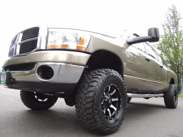 2006 Dodge Ram 2500 SLT SLT 4dr Mega Cab / 4X4 / 5.9L CUMMINS DIESEL - Photo 9 - Portland, OR 97217