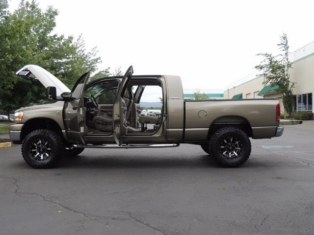 2006 Dodge Ram 2500 SLT SLT 4dr Mega Cab / 4X4 / 5.9L CUMMINS DIESEL - Photo 26 - Portland, OR 97217