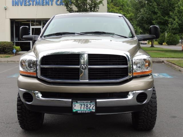 2006 Dodge Ram 2500 SLT SLT 4dr Mega Cab / 4X4 / 5.9L CUMMINS DIESEL - Photo 5 - Portland, OR 97217
