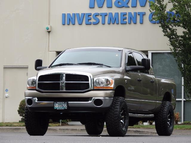 2006 Dodge Ram 2500 SLT SLT 4dr Mega Cab / 4X4 / 5.9L CUMMINS DIESEL - Photo 48 - Portland, OR 97217