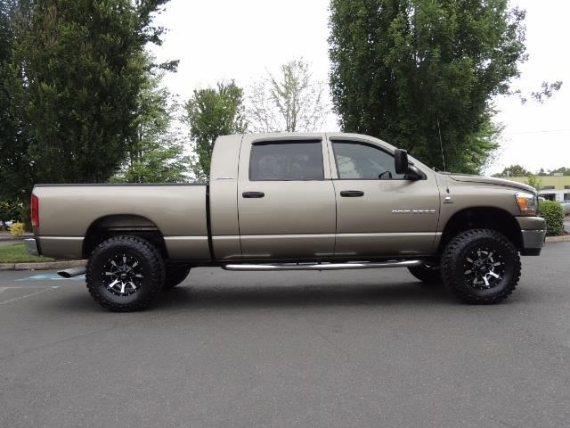 2006 Dodge Ram 2500 SLT SLT 4dr Mega Cab / 4X4 / 5.9L CUMMINS DIESEL - Photo 4 - Portland, OR 97217