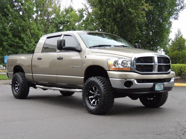 2006 Dodge Ram 2500 SLT SLT 4dr Mega Cab / 4X4 / 5.9L CUMMINS DIESEL - Photo 50 - Portland, OR 97217