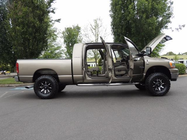 2006 Dodge Ram 2500 SLT SLT 4dr Mega Cab / 4X4 / 5.9L CUMMINS DIESEL - Photo 29 - Portland, OR 97217