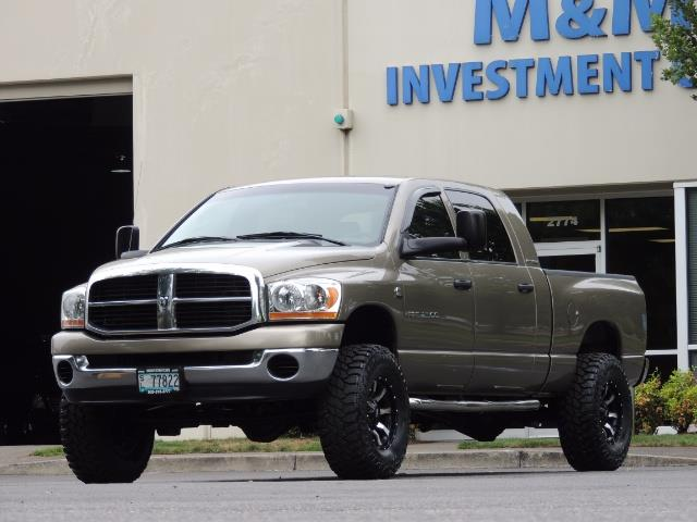 2006 Dodge Ram 2500 SLT SLT 4dr Mega Cab / 4X4 / 5.9L CUMMINS DIESEL - Photo 47 - Portland, OR 97217
