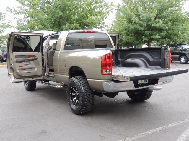 2006 Dodge Ram 2500 SLT SLT 4dr Mega Cab / 4X4 / 5.9L CUMMINS DIESEL - Photo 27 - Portland, OR 97217