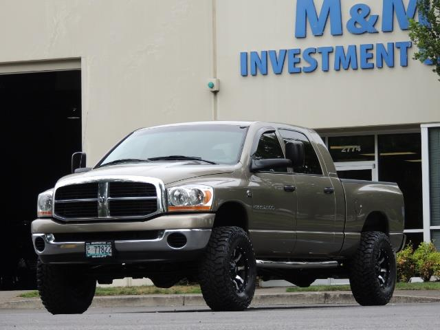 2006 Dodge Ram 2500 SLT SLT 4dr Mega Cab / 4X4 / 5.9L CUMMINS DIESEL - Photo 45 - Portland, OR 97217