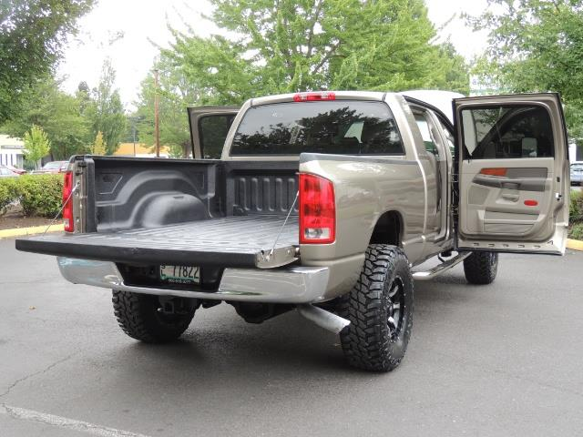 2006 Dodge Ram 2500 SLT SLT 4dr Mega Cab / 4X4 / 5.9L CUMMINS DIESEL - Photo 28 - Portland, OR 97217