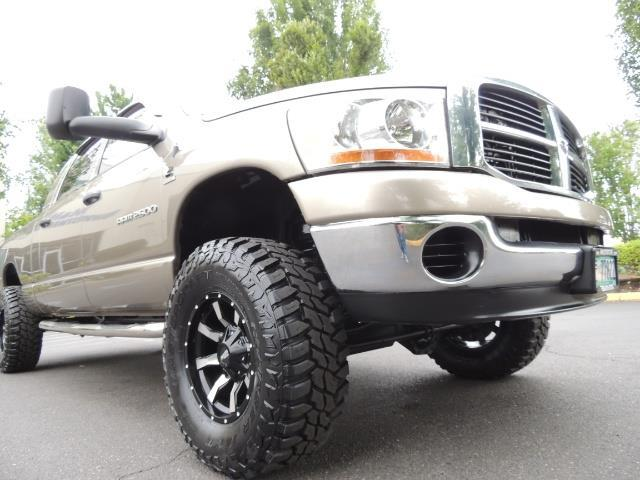 2006 Dodge Ram 2500 SLT SLT 4dr Mega Cab / 4X4 / 5.9L CUMMINS DIESEL - Photo 58 - Portland, OR 97217