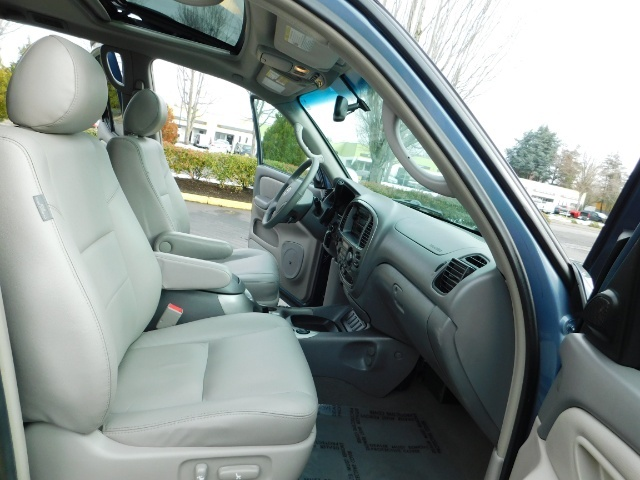 2007 Toyota Sequoia Limited 4Dr SUV / Leather / 3rd Seat / Timing Belt - Photo 19 - Portland, OR 97217
