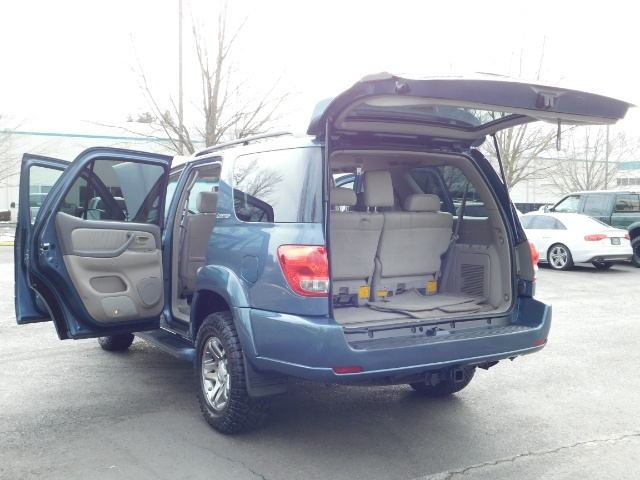 2007 Toyota Sequoia Limited 4Dr SUV / Leather / 3rd Seat / Timing Belt - Photo 29 - Portland, OR 97217