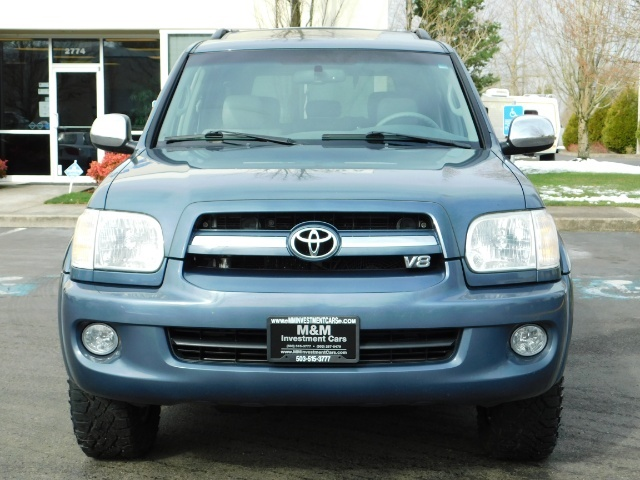 2007 Toyota Sequoia Limited 4Dr SUV / Leather / 3rd Seat / Timing Belt - Photo 5 - Portland, OR 97217