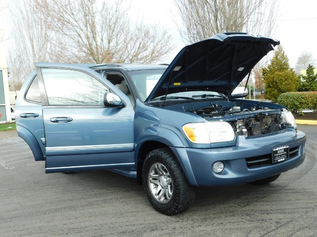 2007 Toyota Sequoia Limited 4Dr SUV / Leather / 3rd Seat / Timing Belt - Photo 33 - Portland, OR 97217