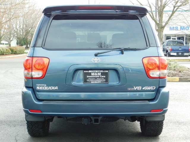 2007 Toyota Sequoia Limited 4Dr SUV / Leather / 3rd Seat / Timing Belt - Photo 6 - Portland, OR 97217