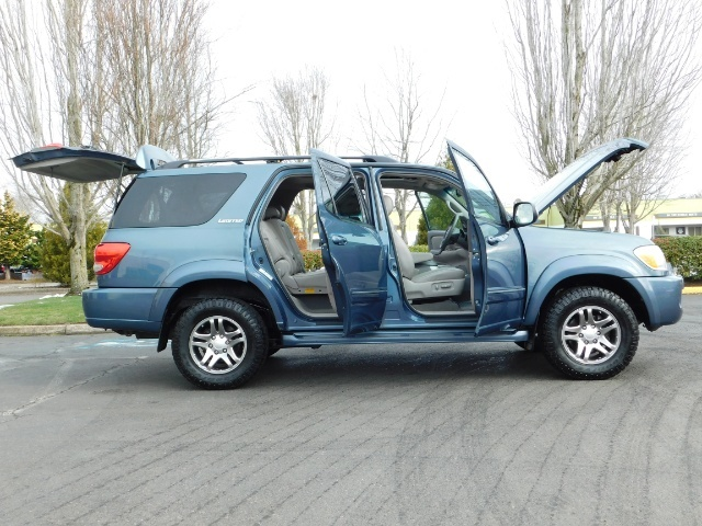 2007 Toyota Sequoia Limited 4Dr SUV / Leather / 3rd Seat / Timing Belt - Photo 32 - Portland, OR 97217