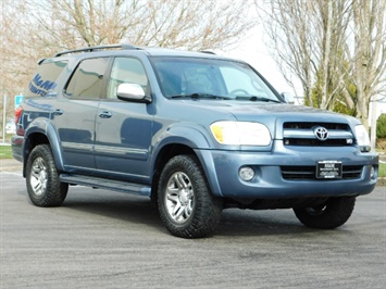 2007 Toyota Sequoia Limited 4Dr SUV / Leather / 3rd Seat / Timing Belt