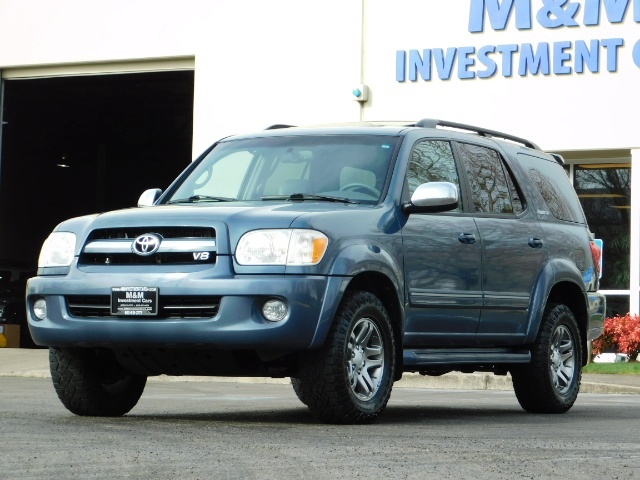 2007 Toyota Sequoia Limited 4Dr SUV / Leather / 3rd Seat / Timing Belt - Photo 51 - Portland, OR 97217