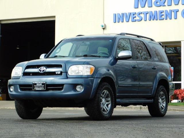 2007 Toyota Sequoia Limited 4Dr SUV / Leather / 3rd Seat / Timing Belt - Photo 50 - Portland, OR 97217