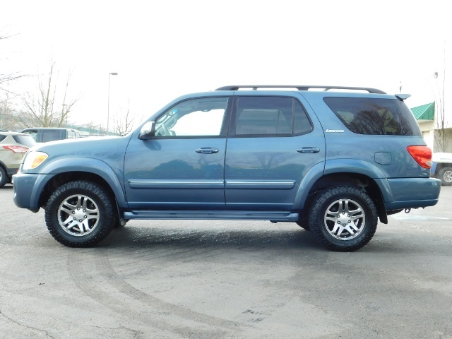 2007 Toyota Sequoia Limited 4Dr SUV / Leather / 3rd Seat / Timing Belt - Photo 3 - Portland, OR 97217