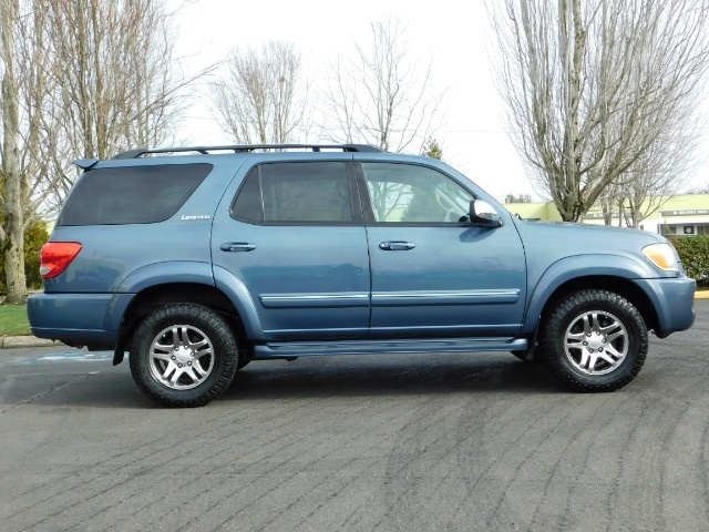2007 Toyota Sequoia Limited 4Dr SUV / Leather / 3rd Seat / Timing Belt - Photo 4 - Portland, OR 97217
