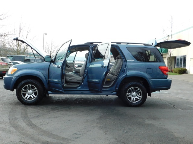 2007 Toyota Sequoia Limited 4Dr SUV / Leather / 3rd Seat / Timing Belt - Photo 27 - Portland, OR 97217