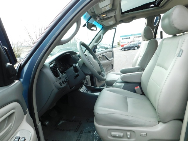2007 Toyota Sequoia Limited 4Dr SUV / Leather / 3rd Seat / Timing Belt - Photo 14 - Portland, OR 97217