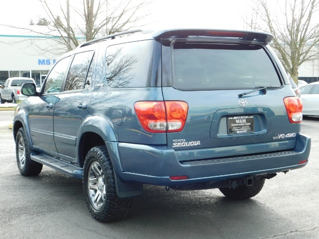 2007 Toyota Sequoia Limited 4Dr SUV / Leather / 3rd Seat / Timing Belt - Photo 7 - Portland, OR 97217