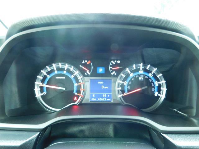 2016 Toyota 4Runner SR5 / 4WD / Navigation / backup camera / LIFTED - Photo 41 - Portland, OR 97217