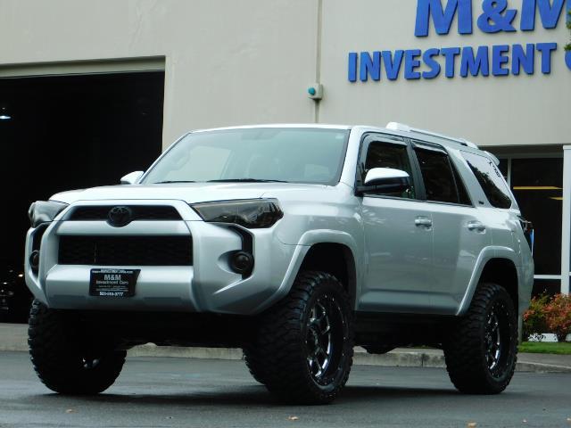 2016 Toyota 4Runner SR5 / 4WD / Navigation / backup camera / LIFTED - Photo 50 - Portland, OR 97217