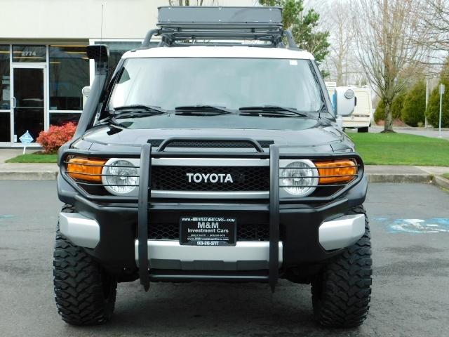 "2010 Toyota FJ Cruiser 4X4 / V6 4.0L / DIFF LOCK / 20 "" XD's / LIFTED !! - Photo 5 - Portland, OR 97217"