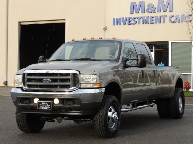 2002 Ford F350 >> 2002 Ford F 350 Dually Lifted