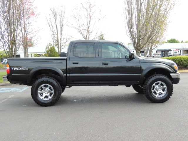 High Quality 2003 Toyota Tacoma DOUBLE CAB / V6 / 4X4 TRD OFF ROAD / LIFTED   Photo