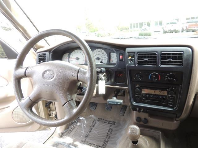 2003 Toyota Tacoma 2dr Xtracab V6 / SR5 / 4X4 / 5-SPEED MANUAL/LIFTED - Photo 19 - Portland, OR 97217