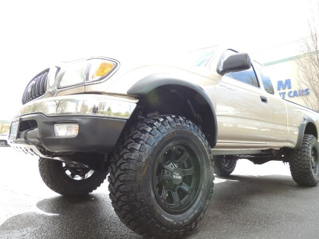 2003 Toyota Tacoma 2dr Xtracab V6 / SR5 / 4X4 / 5-SPEED MANUAL/LIFTED - Photo 9 - Portland, OR 97217