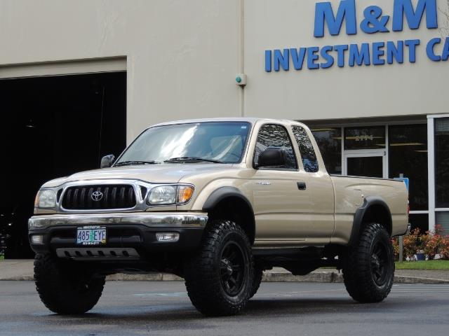 2003 Toyota Tacoma 2dr Xtracab V6 / SR5 / 4X4 / 5-SPEED MANUAL/LIFTED - Photo 41 - Portland, OR 97217