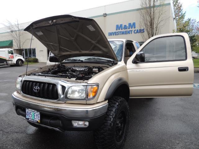 2003 Toyota Tacoma 2dr Xtracab V6 / SR5 / 4X4 / 5-SPEED MANUAL/LIFTED - Photo 25 - Portland, OR 97217
