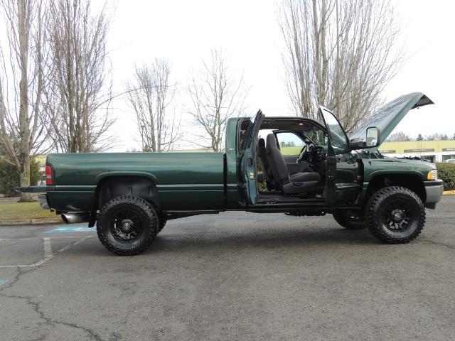 2001 Dodge Ram 2500 Quad Cab 4X4 5.9 L CUMMINS DIESEL / CUSTOM BUILT - Photo 24 - Portland, OR 97217