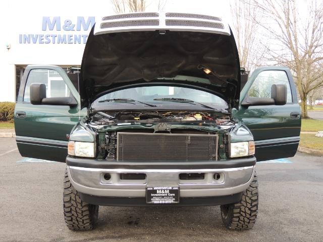 2001 Dodge Ram 2500 Quad Cab 4X4 5.9 L CUMMINS DIESEL / CUSTOM BUILT - Photo 32 - Portland, OR 97217