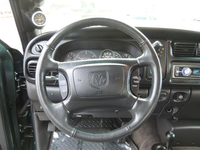 2001 Dodge Ram 2500 Quad Cab 4X4 5.9 L CUMMINS DIESEL / CUSTOM BUILT - Photo 38 - Portland, OR 97217